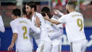 El Real Madrid consiguió esta misma tarde su séptima victoria de liga después de golear al Éibar en Ipurúa (0-4). El equipo que dirige Zinedine Zidane...