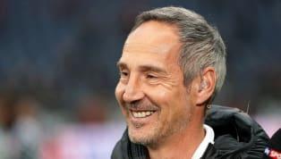 Eintracht FrankfurtsTrainer Adi Hütter geht mit positiven Erwartungen in das Europa-League-Spiel gegen RB Salzburg am Donnerstag. Auf der vereinseigenen...