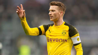 ​Borussia Dortmund winger Marco Reus could be set to miss the upcoming Champions League tie against Tottenham Hotspur after suffering a thigh injury...