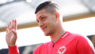 """Eintracht Frankfurt's sporting director Fredi Bobic believes that there is a """"real possibility"""" star strikerLuka Jović will join Real Madrid at the end of..."""