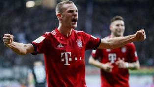 Mit 23 Jahren ist Joshua Kimmich Stammspieler beimFC Bayern München, absolvierte bislang 149 Pflichtspiele für den Rekordmeister und gehört zum festen...