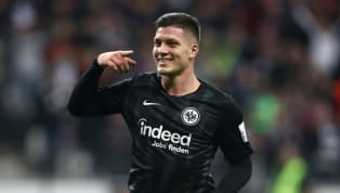 ​Eintracht Frankfurt striker Luka Jovic could be on the move to La Liga next summer, as Barcelona and Real Madrid have both been linked with the Serbian...