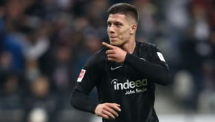 Bayern Munich have reportedly placed a€56m bid for Eintracht Frankfurt striker Luka Jovic amidstsignificant interest from a host of European giants...