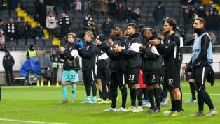 Eintracht Frankfurthat die Zwischenrunde der Europa League erreicht. Anders als erhofft, mussten sich die Hessen nach Abpfiff über die Schützenhilfe...