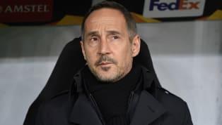 So recht weißEintracht Frankfurts Trainer Adi Hütter das2:3 in der Europa Leaguegegen Vitoria Guimaraesnicht einzuordnen. Trotz der Niederlage ist der...