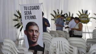 Horas muy tristes vivió la ciudad de Progreso, en Santa Fe, con el funeral del delantero argentinoEmiliano Sala, quien luego de semanas de búsqueda fue...