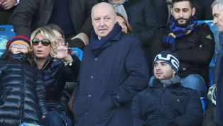 CEO Inter Milan, Giuseppe Marotta, menolak berbicara mengenai rumor transfer Mauro Icardi. Alih-alih membicarakannya, mantan CEO Juventus, lebih memilih...
