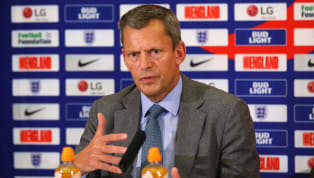 FA Confirm Martin Glenn Will Leave Role as Chief Executive Officer at Conclusion of 2018/19 Season