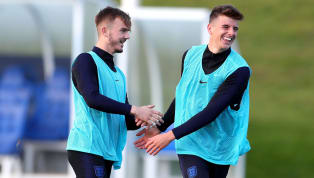 iers ​Leicester City midfielder James Maddison and Chelsea's Mason Mount have been named in Gareth Southgate's senior England squad for the first time ahead of...
