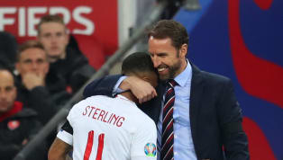 Gareth Southgate eulogised over Raheem Sterling ​after the forward scored a wonderful hat-trick in England's thrashing of the Czech Republic. ​Sterling has...
