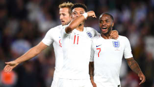 iers ​England maintained their perfect start to Euro 2020 qualification campaign with a 5-3 win over Kosovo, although Gareth Southgate's side faced an uphill...