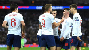 ​England have confirmed their place at Euro 2020 next summer after thrashing Montenegro 7-0 at Wembley. Gareth Southgate's side seized control of proceedings...