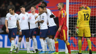 England secured their place at Euro 2020 with a massive 7-0 victory against Montenegro on Thursday night at Wembley. Harry Kane scored another Three Lions hat...