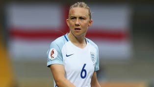 """Former England women defender Laura Bassett has announced her retirement from football at the age of 35, praising the sport for allowing her to """"project my..."""