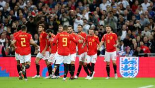 FT:इंग्लैंड (रैशफोर्ड 11') 1-2 स्पेन (साउल 13', रॉड्रिगो 32') वेम्ब्ले में बीती रात खेले गए UEFAनेशंस लीग के महत्वपूर्ण मुकाबले में स्पेन ने पिछड़नेके बाद...
