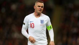 """El astro inglés del fútbol,Wayne Rooney, fue arrestado en el Condado deLoudoun, Virginia, durante el mes de diciembre por el cargo de """"intoxicación..."""