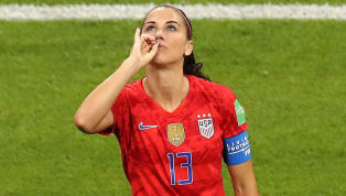 port USWNT captain Alex Morgan has hit back at critics over the tea drinking celebration after she scored the winning goal against England in the Women's...