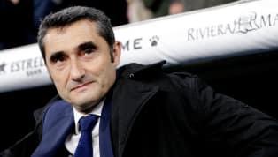 """Champions League, Valverde rassicura l'Inter: """"Col Tottenham puntiamo solo a vincere"""""""