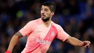 Luis Suarez to Miss Champions League Clash With Spurs as Barça Prepare to Make Changes