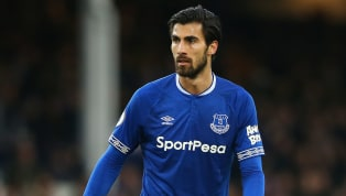 Everton midfielder Andre Gomes has accepted the charge of violent conduct from the FA, and will now miss the Toffees' next three games. The Portugal...
