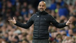 """Manchester City manager Pep Guardiola claims his side are still """"not ready"""" to compete for the Champions League trophy this season, stressing they need to..."""