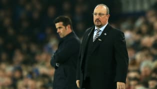 Newcastle Manager Rafa Benitez Happy With Point Against 'Very Good' Everton Side