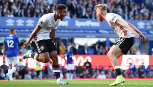 fees ​Sheffield United earned their first away win of the season on Saturday afternoon, as they beat Everton 2-0 at Goodison Park. It was a tepid opening half...