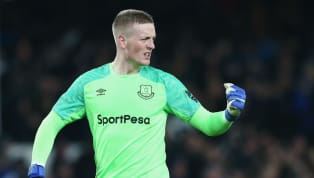 Everton and England goalkeeper Jordan Pickford has been 'getting the rave on' to raise awareness for mental health, in an Everton community initiative...