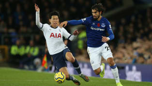 Everton midfielderAndré Gomes was stretchered off with a serious ankle injury during his side's draw withTottenham on Sunday. The game was nearing the...