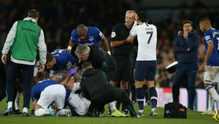 Tottenham manager ​Mauricio Pochettino offered his support to Everton and Andre Gomes, after the midfielder suffered a serious ankle injury during the 1-1...