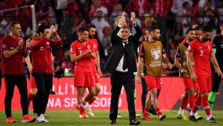 2020 Avrupa Futbol Şampiyonası Elemeleri H Grubu 7. hafta mücadelesinde A Milli Takımımız, Arnavutluk ile karşı karşıya gelecek. Saat 21:45'te başlayacak...