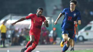  Susunan pemain tim nasional Indonesia U-23 untuk menghadapi Thailand pada laga perdana Kualifikasi Piala Asia U-23 Grup K.#PSSINow #KitaGaruda...