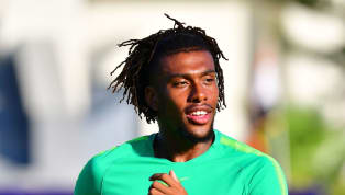 Arsenal forward Alex Iwobi is undergoing his medical at Arsenal ahead of the completion of a deal 90min understand to be £38m.  The Toffees submitted a...