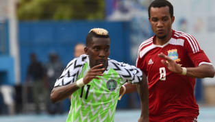 Afrika Kupası Elemeleri'nde Nijerya ile Seyşeller karşı karşıya geldi. Ev sahibi ekibin 3-1 galip ayrıldığı mücadeledeGalatasaray'ın golcü oyuncusu Henry...