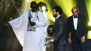 Mo Salah made history on Tuesday night by becoming just fourth player ever to win the CAF African Player of the Year award in successive seasons. The...