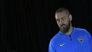 Daniele De Rossisi è presentato ai suoi nuovi tifosidel Boca Juniors in conferenza stampa. Il numero 16 degli Xeneizes ha raccontato la sua scelta:...