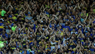 Tras empatar en su debut 0-0 contra Wilstermann de visitante,Bocajugó su primer partido de local en estaCopa Libertadores y fue con goleada contra...