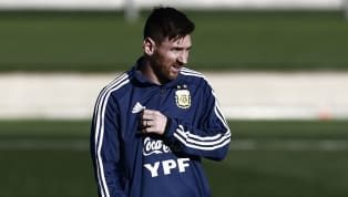 ​Barcelona superstar Lionel Messi has been carrying a small muscle injury while away on international duty with Argentina, limiting his ability to train,...