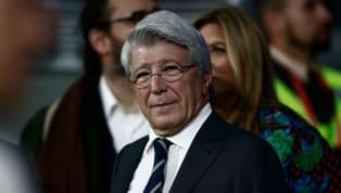 Después de confirmarse la noticia de la sanción de 8 encuentros a Diego Costa impuesta por el Comité de Competición, Enrique Cerezo, presidente delAtlético...