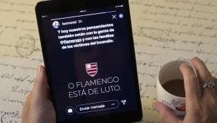 Depois de acompanhar o incêndio no Ninho do Urubu, que vitimou dez garotos das categorias de base do Flamengo, o ex-goleiro do clube Getúlio Vargas resolveu...
