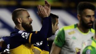El último domingo, por la tercera fecha de la Superliga Argentina de Primera División, Daniele De Rossi tuvo su debut oficial en la Bombonera.Boca Juniors se...