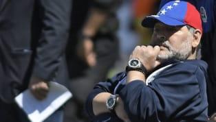 Als Spieler zählte Diego Maradona zu den Besten der Besten, als Trainer machte sich der heute 58-Jährige keinen großen Namen. Vor einem Monat heuerte er beim...