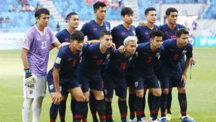 การแข่งขันฟุตบอล เอเอฟซีเอเชียน คัพ 2019 กลุ่มเอ นัดที่สอง ทีมชาติบาห์เรน 0-1 ทีมชาติไทย อัล มัคตูม สเตเดี้ยม...