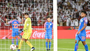 Hosts United Arab Emirates defended resolutely and eked out a 2-0 win over a dominant India at the Zayed Sports City Stadium.  Goals from Khalfan Mubarak and...