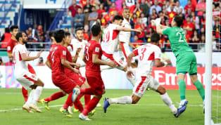 Tiền vệBaha Abdel-Rahman, người đã ghi bàn vào lưới tuyển Việt Nam tối qua chia sẻ về nguyên nhân thất bại của tuyển Jordan. Tối qua, tuyển Việt Nam trải...