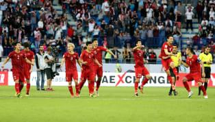 Trọng tài FIFA Võ Quang Minh đã lên tiếng chia sẻ về quả đá phạt mà tuyển Jordan được nhận ở trận đấu tối qua. Tối qua, tuyển Việt Nam giành chiến thắng trên...