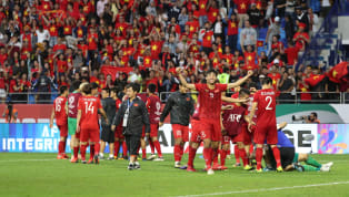 Với bàn thắng quý hơn vàng vào lưới Jordan, tiền đạo Nguyễn Công Phượng đã được tờ Fox Sports bầu chọn là Cầu thủ xuất sắc nhất lượt trận đầu tiên vòng 1/8...