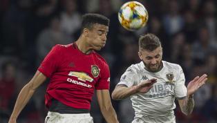 Manchester Unitedmenang telak 4-0 dari Leeds United di laga pramusim kedua 2019/20 pada Kamis, 17 Juli 2019. Keempat gol tersebut dicetak oleh Mason...