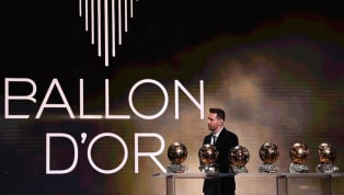 Lionel Messi has only gone and won his sixth Ballon d'Or, the most of any player in the history of football. It's becoming increasingly difficult to claim the...