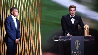 ophy ​Juventus centre-back Matthijs de Ligt has won the 2019 Kopa Trophy, awarded to the best player in the world under the age of 21. Following a marvellous...